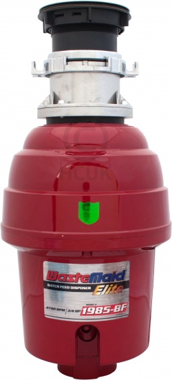 WasteMaid Elite 1985 BF - 'Deluxe' BATCH FEED Waste Disposal Unit