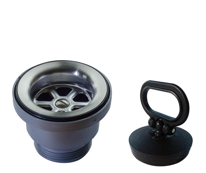 Franke Kitchen Sink Plug Lira franke kitchen sink plug with ring handle 2 505mm lira mini basket waste kit with ring handle plug no overflow workwithnaturefo