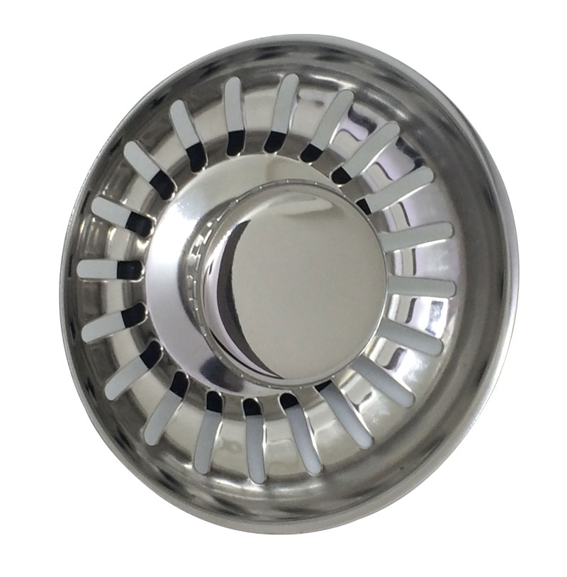 LIRA Basket Strainer Plug Larger Handle Option