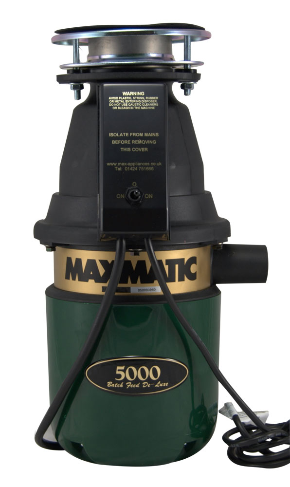 Maxmatic 5000 Waste Disposal Unit with Magnitube
