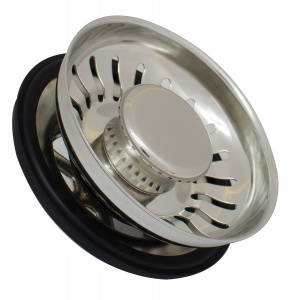 Basket Strainer / Stopper (fits In Sink Erator Disposers)