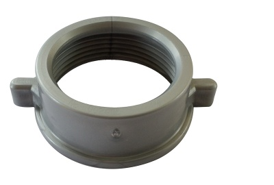 LIRA Replacement Nut (Grey) for Spazio Plumbing Kit - (1.5'')