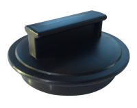 WasteMaid Replacement Stopper (BLACK)