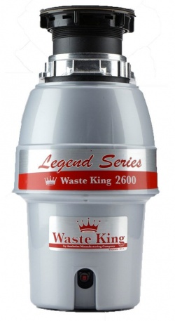 Waste King 2600 Legend Series Waste Disposer