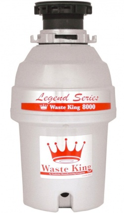 Waste King 8000 Legend Series Waste Disposer