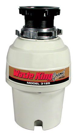 Waste King Family-Extra 3125 - Food Waste Disposer