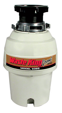 Wasteking Family-Deluxe 5025 - Food Waste Disposer