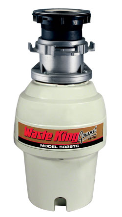 Waste King Batch King 5025TC - Food Waste Disposer