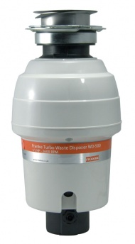 Franke Turbo WD-500 Food Waste Disposer