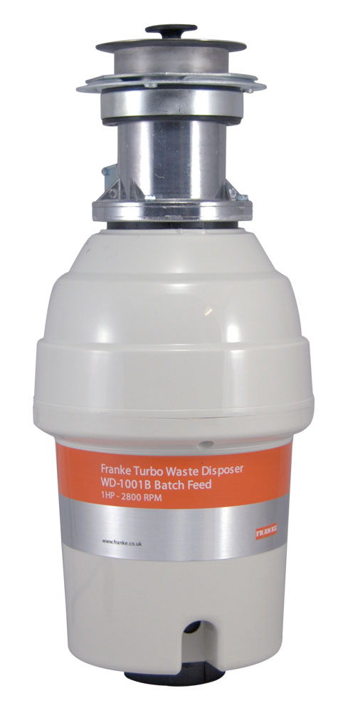 Franke Turbo WD-1001B Food Waste Disposer (Batch Feed)