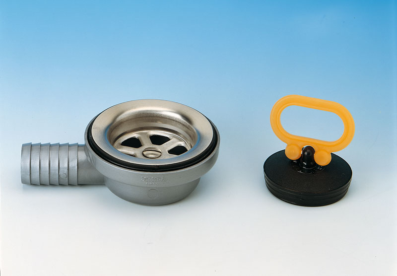 LIRA Caravan/Boat Sink Waste Kit (Horizontal Outlet)
