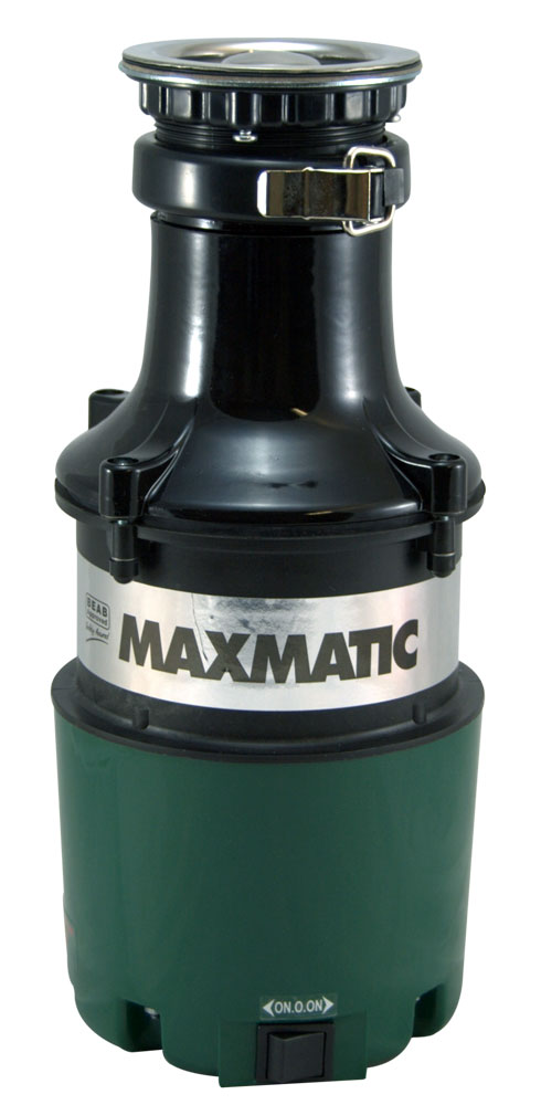 Maxmatic 1500 Waste Disposal Unit