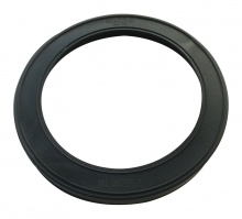 LIRA Large Gasket for Waste Kit (No. 00295 B) - Black PVC