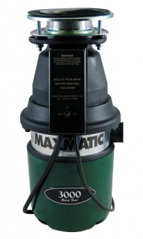 Maxmatic 3000 Waste Disposal Unit (Batch Feed)