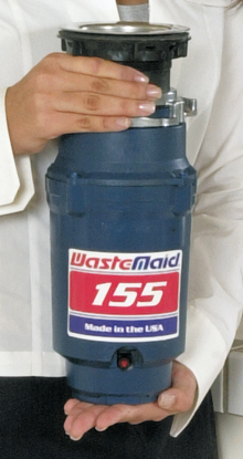 WasteMaid 155 - Food Waste Disposer