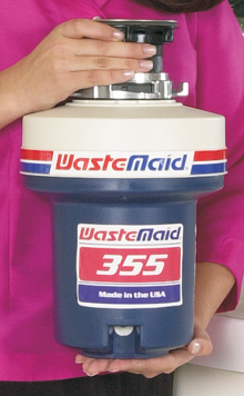 WasteMaid 355 - Food Waste Disposer