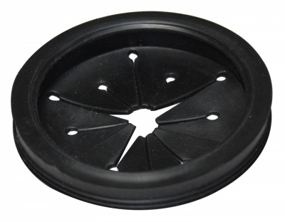 Spare Rubber Splashguard for Waste Disposal Units